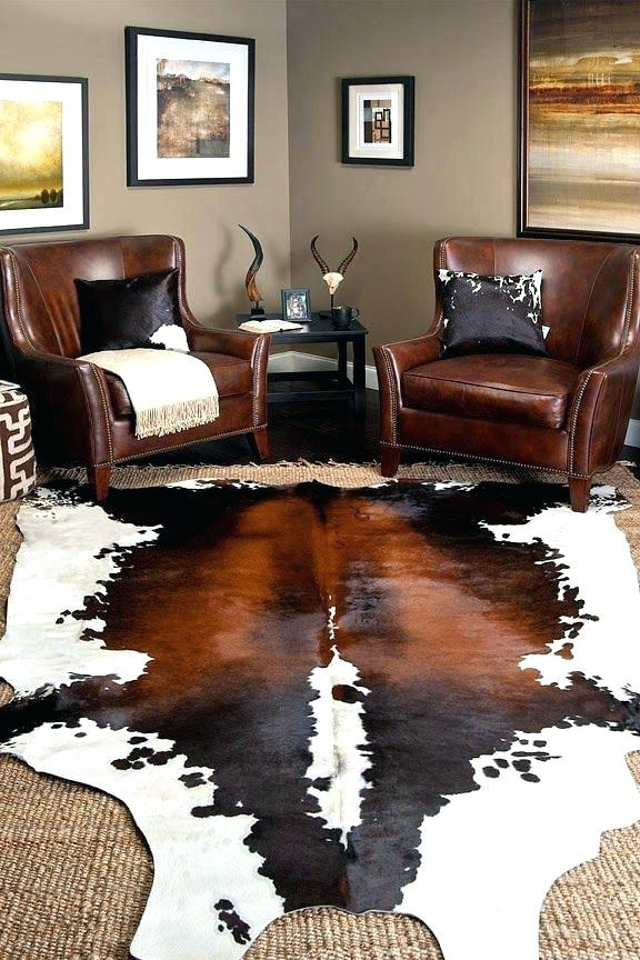 How To Layer A Cowhide Rug Geek Smack